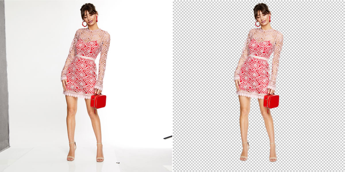 Professional Background Removal Services for the Fashion Industry
