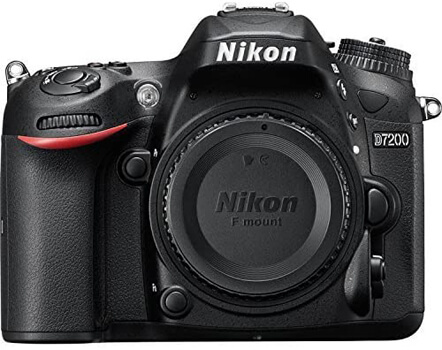 Nikon D7200 (Best cameras for Product Photography)